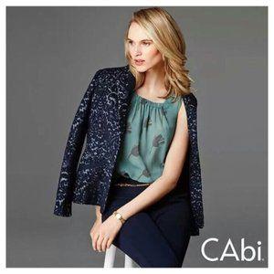 CAbi - Tulip Print Sleeveless Blouse Style# 984